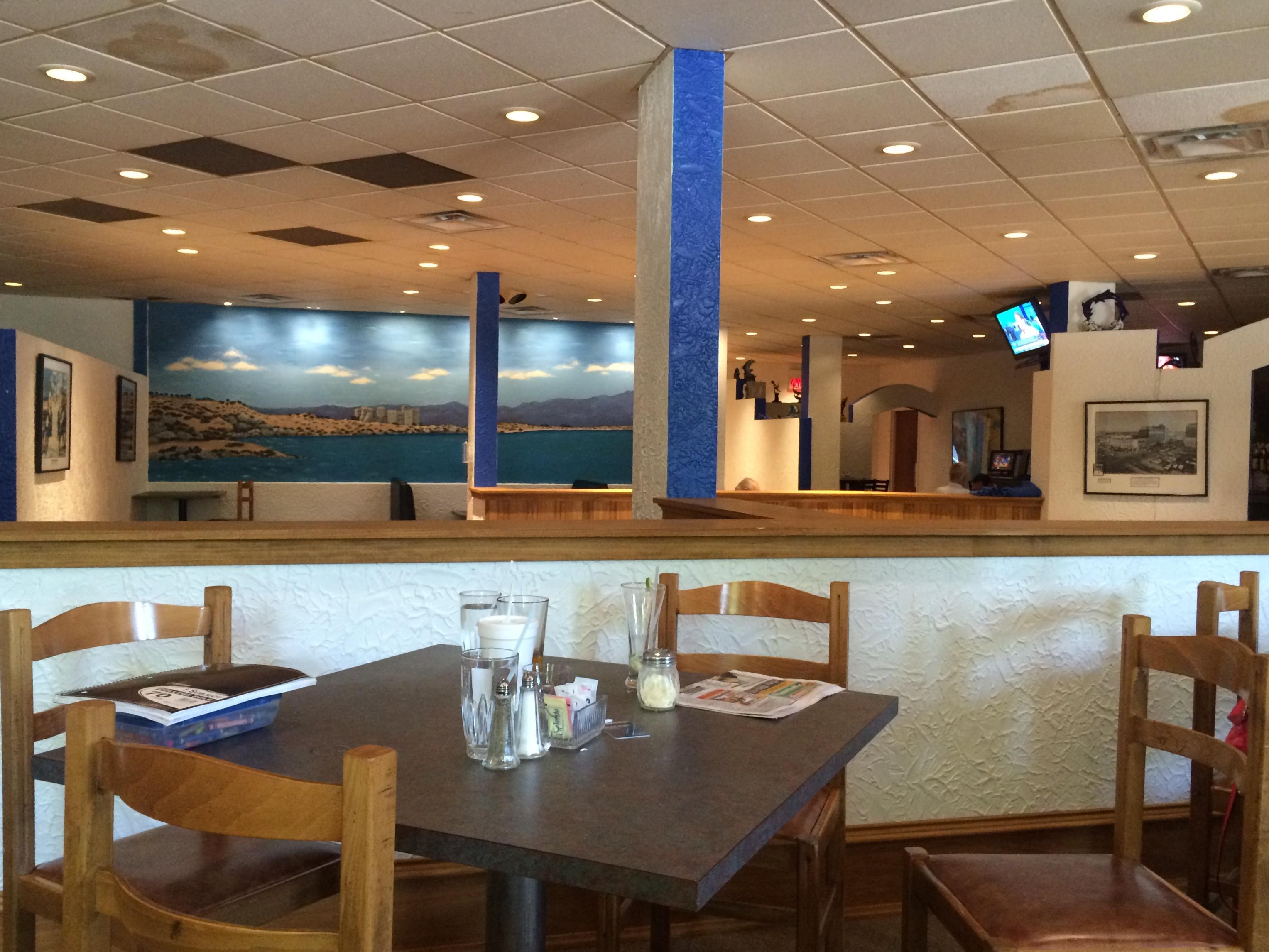 The Blue Dolphin Restaurant The Blue Dolphin Restaurant
